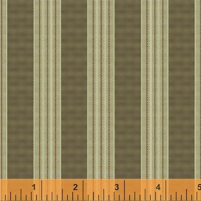 Orchard HouseTan Wide Stripes