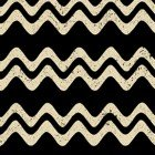 Jeepers Creepers, Black/Cream Stripe