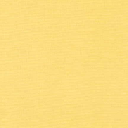 Kona Solid - Buttercup