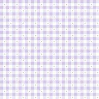 Sorbets Lavender Gingham