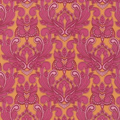 Tula Pink - True Colors - Mini Owl - Bittersweet