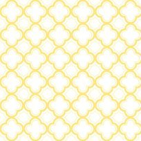 Sorbets Yellow Geometric