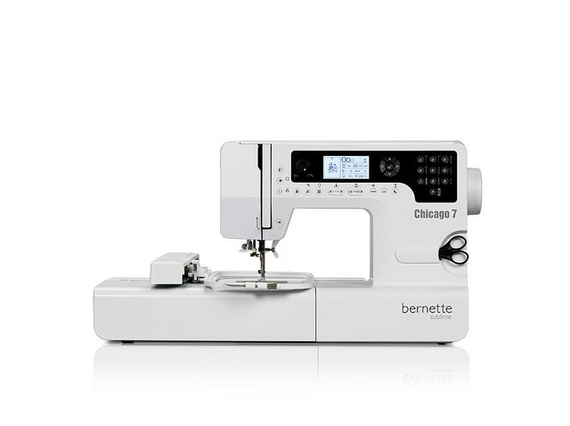 Bernette Chicago 40 Sewing And Embroidery Combo B40 15084140115 Mesmerizing Heyde Sewing Machine