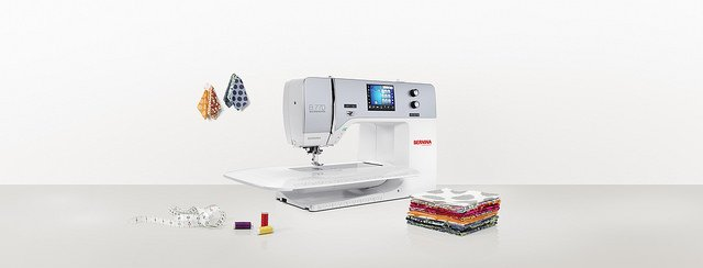 BERNINA 770 QE WITHOUT EMBROIDERY UNIT