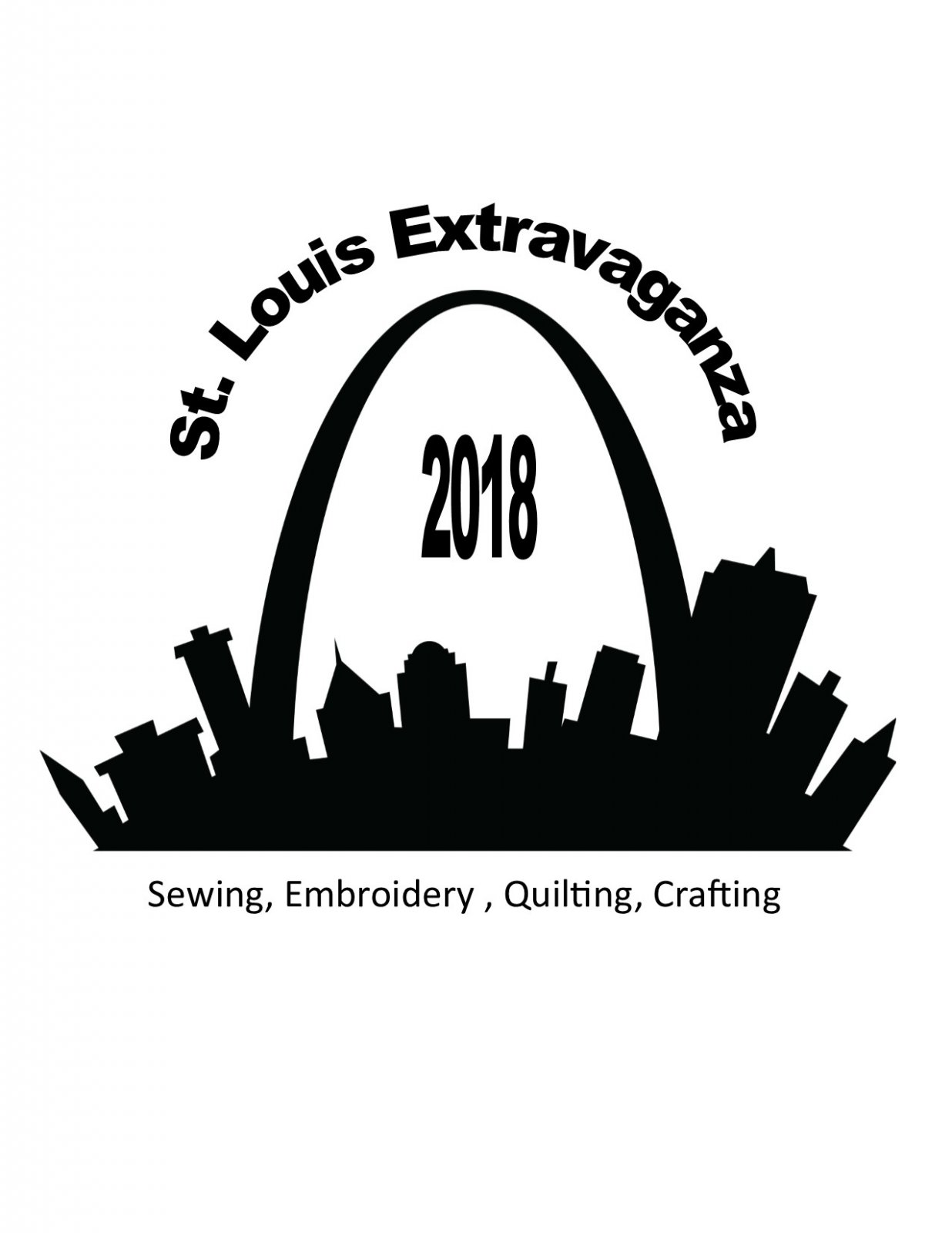 2018 Seqc Extravaganza Sewing Embroidery Quilting Crafting