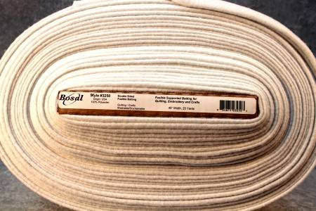 Double Sided Fusible Batting 7oz 45in  3250B