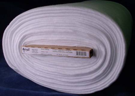 Fusible Polyester Fleece 45in x 15yds