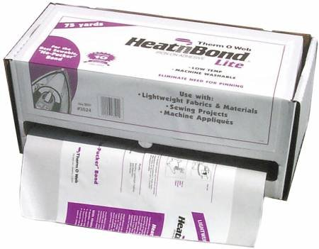 Heat N Bond Lite 17in 3524