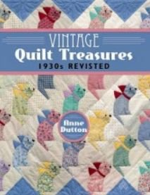 AQS10277 Vintage Quilt Treasures: 1930s Revisited