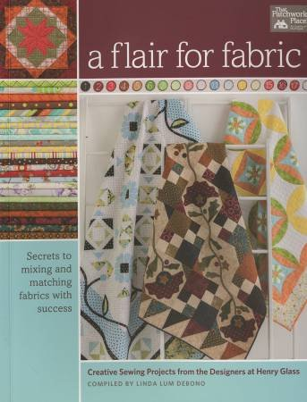 B1255T A FLAIR FOR FABRIC