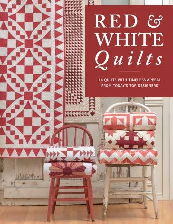 Red & White Quilts # B1460T