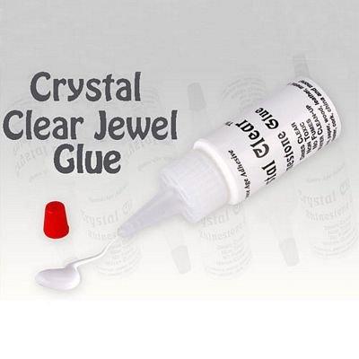 CRGLUE Crystal Clear Jewel Glue