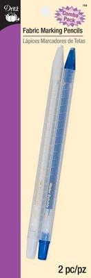 Pencils Retractable Water Soluble 2 Ct