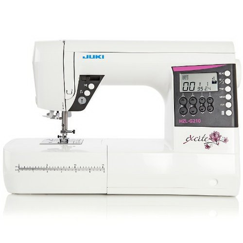 Juki HZLG40 Computer Controlled Sewing Machine Interesting Heyde Sewing Machine