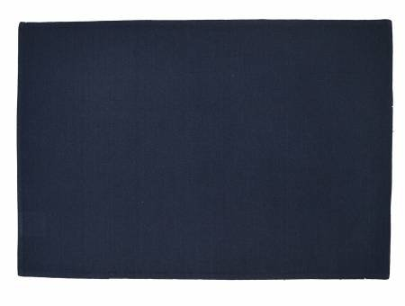 Dunroven Placemat Solid Black K401-BLK