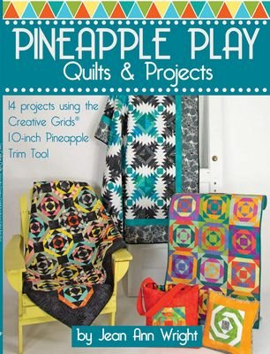 L6944 Pineapple Play Quilts & Projects