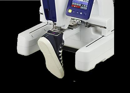 MULTI NEEDLE PR MACHINE HOOPS Fascinating Heyde Sewing Machine