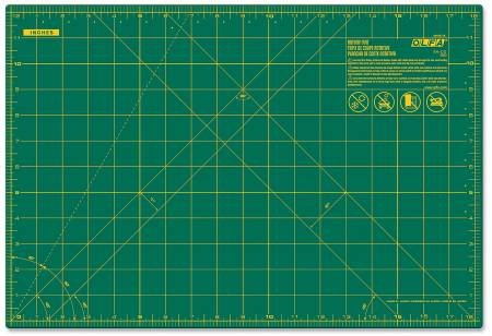 RM-CG Cutting Mat with Grid 12in x 18in