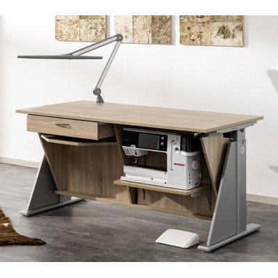 Multi - Height Adjustable Sewing Table