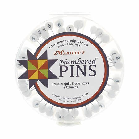 NQPINS MARILEE NUMBER Q-PINS