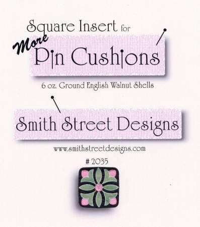 Square Insert - More Pincushions Pattern SS9035