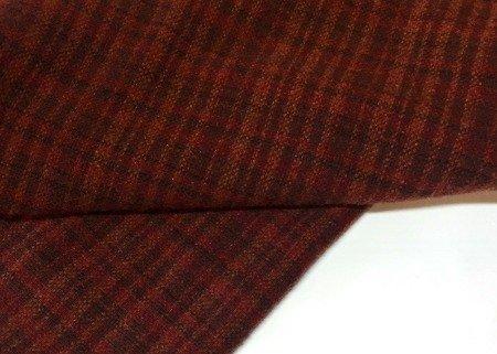 Red Turkey 100% Wool 9 X 14