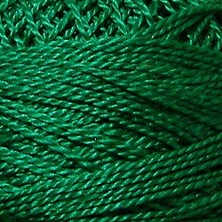 1252 Size 12 Rich Green Dark Valdani