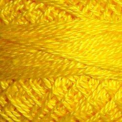 1310  Bright Yellow Size 12 Valdani