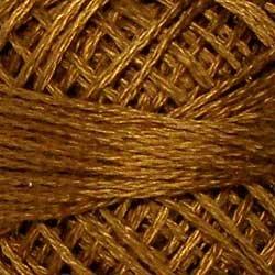 154 Size 12 Deep Antique Gold Valdani