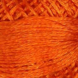 204 Bright Orange Coral 3 Strand Floss