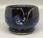 Thread Tumbler Bowl Galaxy Blue Handmade in the USA!!
