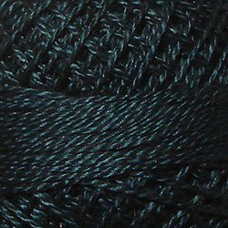 42 Deep Blue Teal Size 12 Valdani