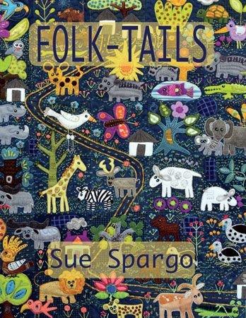 Folk-Tails Book by Sue Spargo