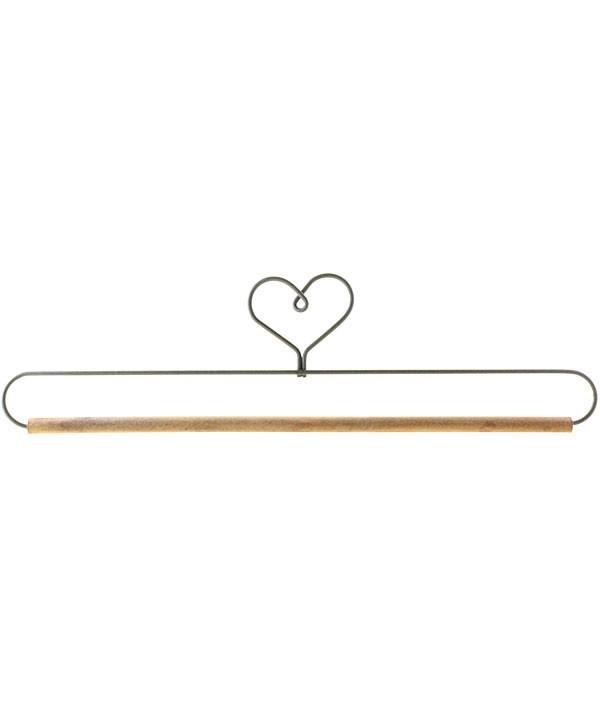 Heart Hanger with 7.5 Dowel