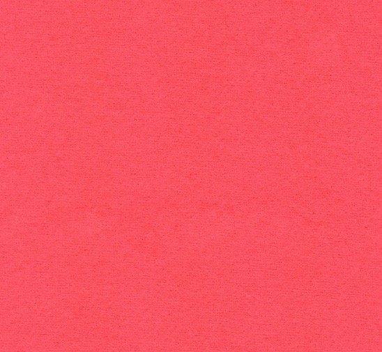 Coral Pink  18 X 21 Wool