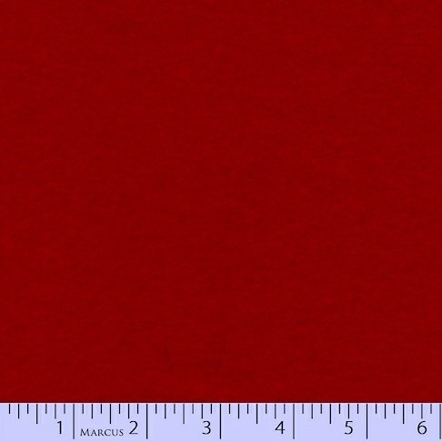 Beet Red 18 X 21 100% Wool