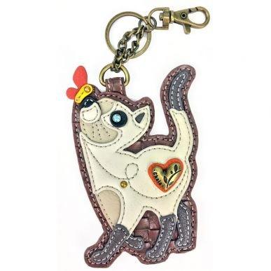 Slim Kitty Key Chain