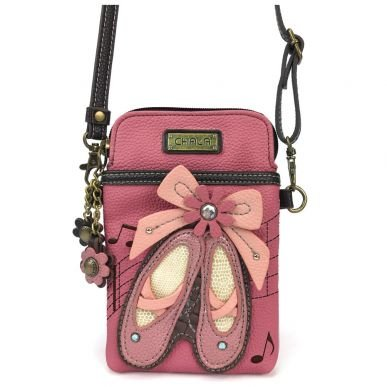 Ballet Shoes Cell Phone Purse