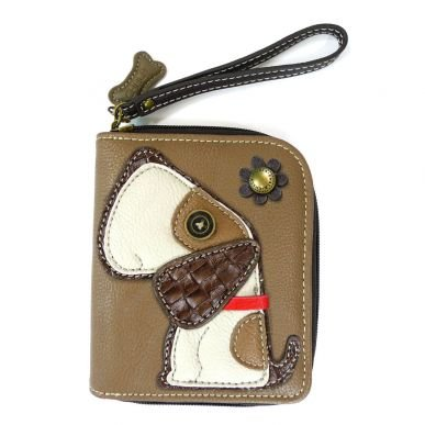 Toffy Dog Zip Around Wallet