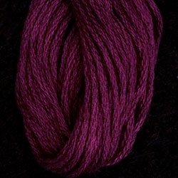 83   Halloween Mauve 6-Strand Floss Valdani Discontinued Color, get it while you can