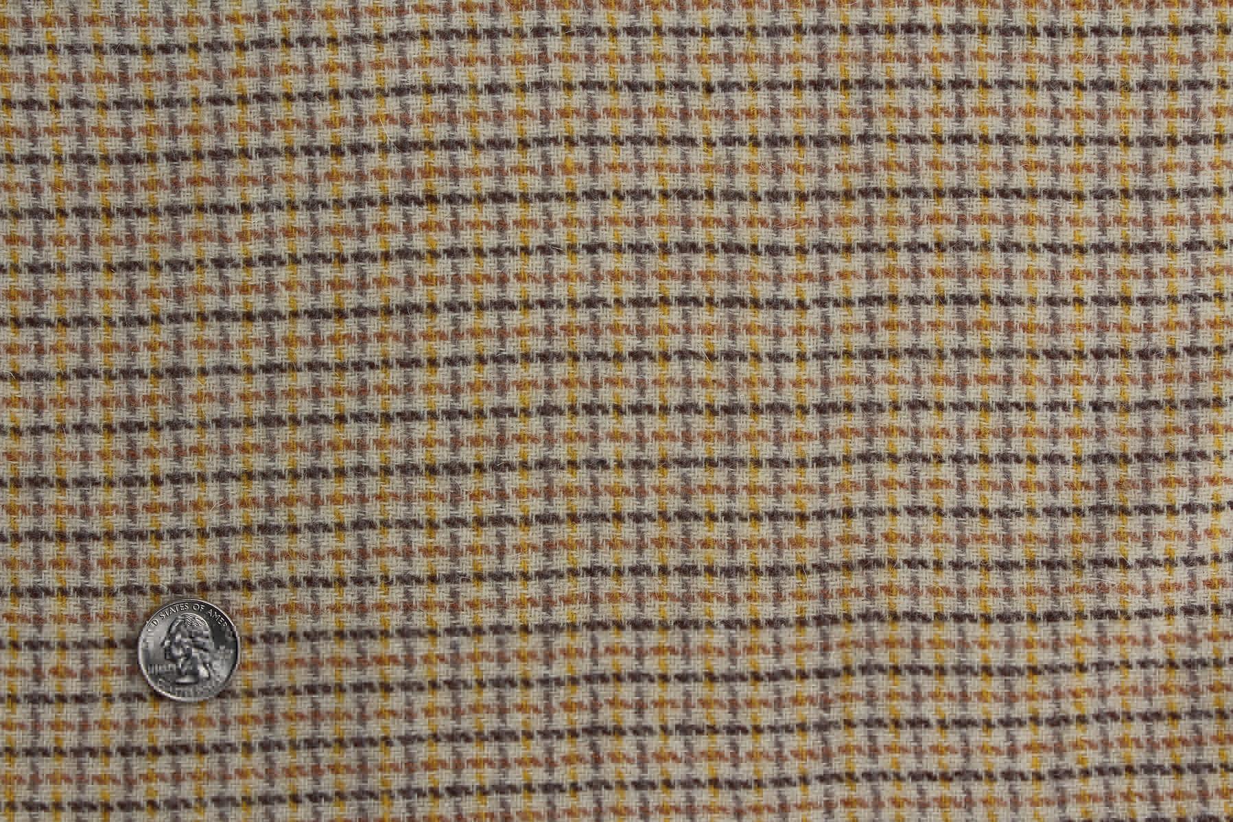 Tobacco Row Wool  18 X 21