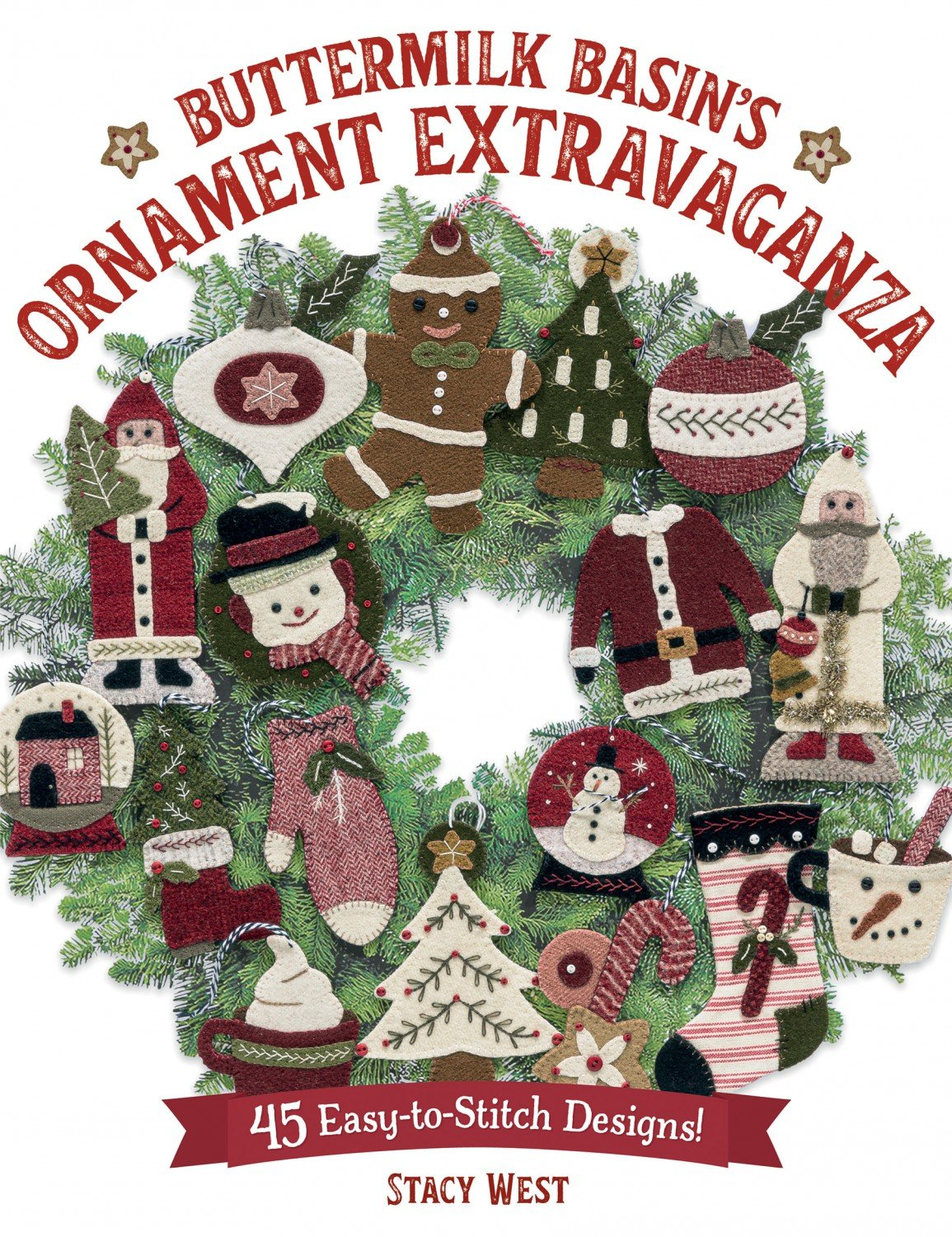 Buttermilk Basin Ornament Extravaganza Book