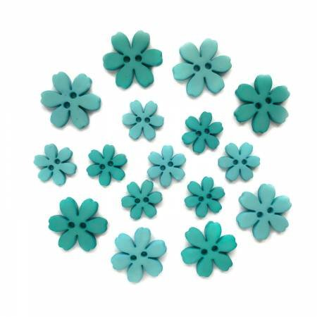 Sea Anemone Power Buttons (16 Pieces)