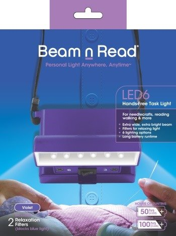 Beam N Read Personal Light Purple