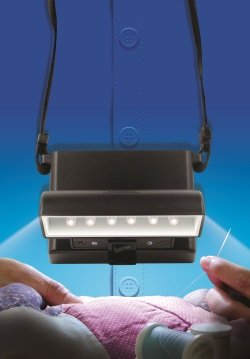 Beam N Read Personal Light Black