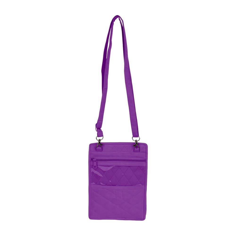 Yazzii Accessory & ID Pouch Purple
