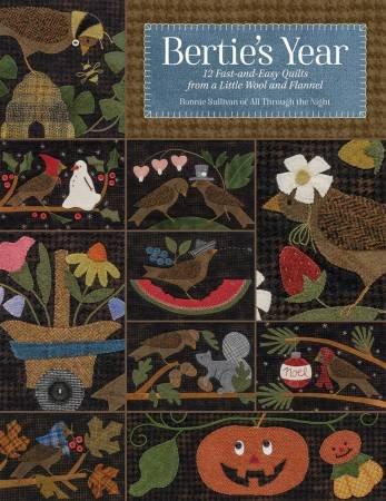 Bertie's Year by Bonnie Sullivan