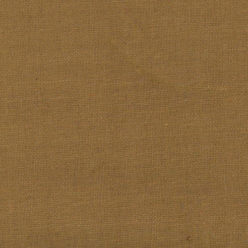 Silk Linen 100% Silk   Tobacco
