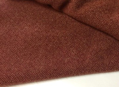 Red Mills 100% Wool 9 X 14