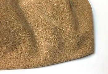 Ginger Pie 100% Wool 18 X 21